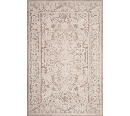Reflection Elegant  6' x 9' Rug by Valerie