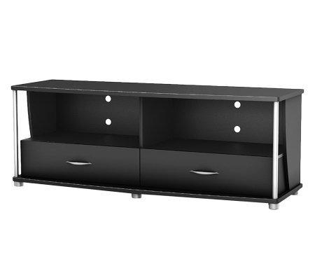South Shore City Life 50'' TV Stand - Black