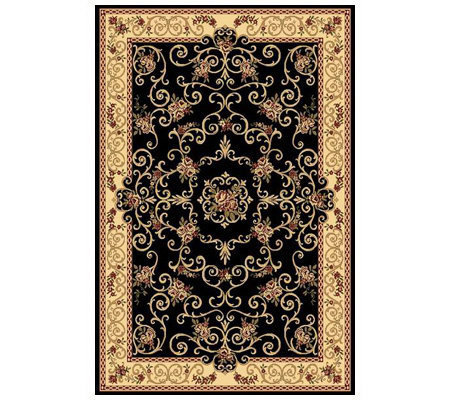 "Rugs America New Vision Souvanerie 5'3"" x 7'10""Rug"