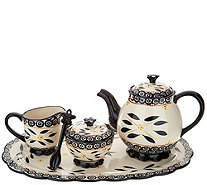 Temp-tations Old World Tea Set - H208397
