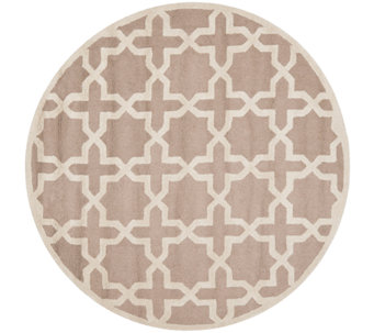Moroccan Cambridge 6' Round Rug by Safavieh - H283597