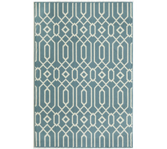"Momeni Baja 7'10""x 10'10"" Indoor/Outdoor Rug - H288697"