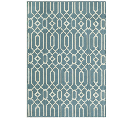 "Momeni Baja 7'10""x 10'10"" Indoor/Outdoor Rug"