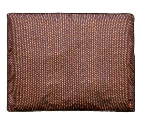 Watershed Bamboo Basket 24x32 Dog Bed