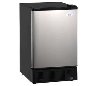 SPT Undercounter Ice Maker - Stainless Steel Door - H352197