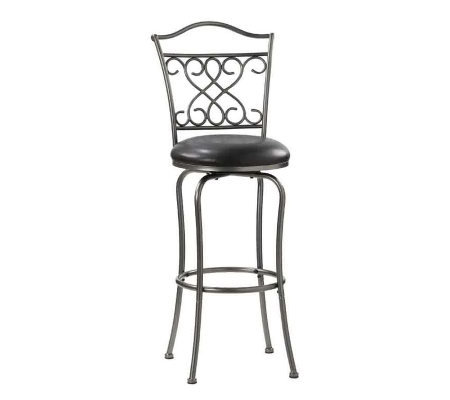 Hillsdale Furniture Wayland Swivel Bar Stool