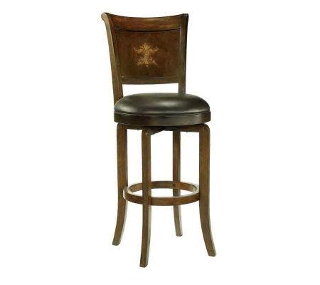 Hillsdale Furniture Bradford Swivel Bar Stool