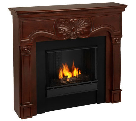 Victoria Electric Fireplace Page 1 — QVC