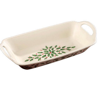 Lenox Holiday Bread Basket - H185798