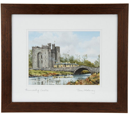 """As Is"" Choice of Glendara Art Framed Picture"