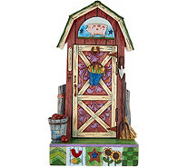 Jim Shore Heartwood Creek Country Door Farmland Scene Figurine - H210798