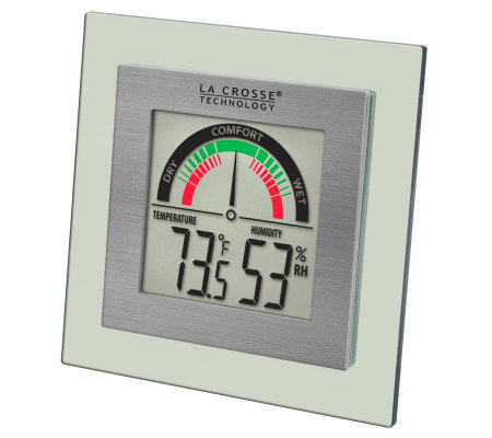 La Crosse Technology WT-137U Indoor Comfort Level Station