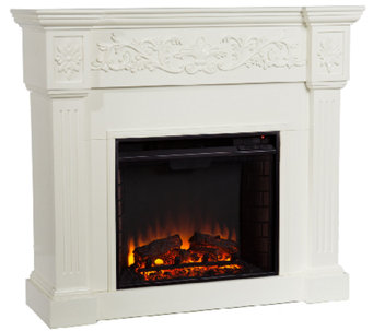 Prestonwood Electric Fireplace - H364098