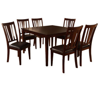 Bridgette I 7 Piece Dining Table And Chairs