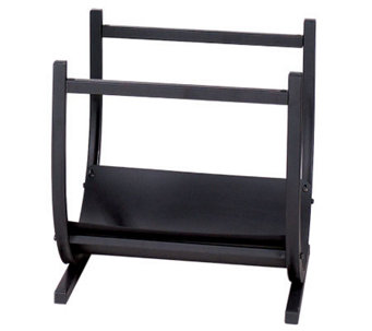 Blue Rhino UniFlame Wrought Iron Log Rack - H367498