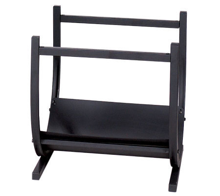 Blue Rhino UniFlame Wrought Iron Log Rack