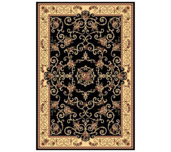 "Rugs America New Vision Souvanerie 7'10"" x 10'10"" Rug - H140799"
