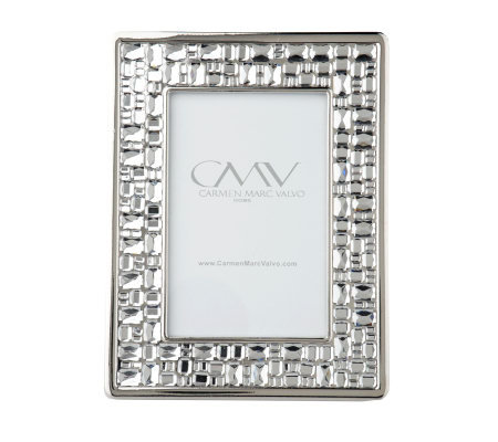 "CMV Home ""Best Dressed"" 4""x6"" Picture Frame"