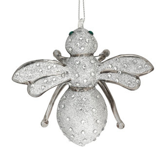 Joan Rivers 25th Anniversary Bee Ornament - H205599