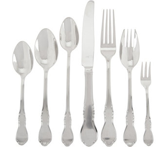 Lenox 18/10 Stainless Steel 82pc Service for 12 Flatware Set - H208999