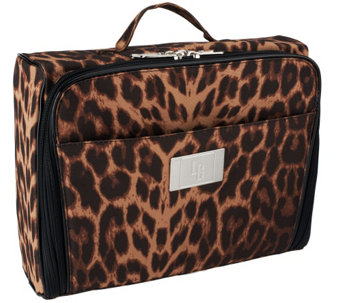 """As Is"" Ultimate Cosmetic Organizer Case by Lori Greiner - H210599"