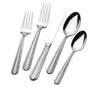 Bombay Adelaid 18/0 Stainless Steel 20-Piece Flatware Set - H283899