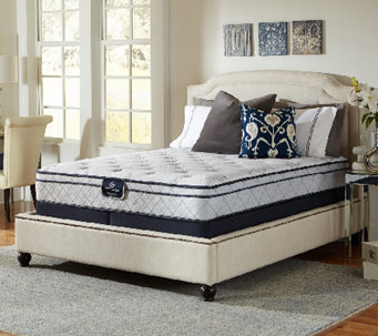 Serta Perfect Sleeper Glitz Euro Top King Mattr ess Set - H286699