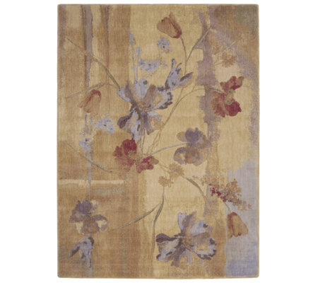 "Somerset Contemporary 5'3"" x 7'5"" Rug by Nourison"