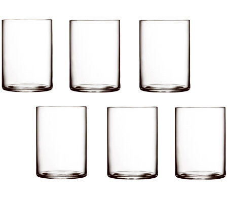 Luigi Bormioli 15.5-oz Top Class All Purpose Glasses - S/6