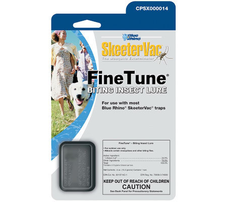 SkeeterVac Mosquito Trap FineTune Replacement Bait
