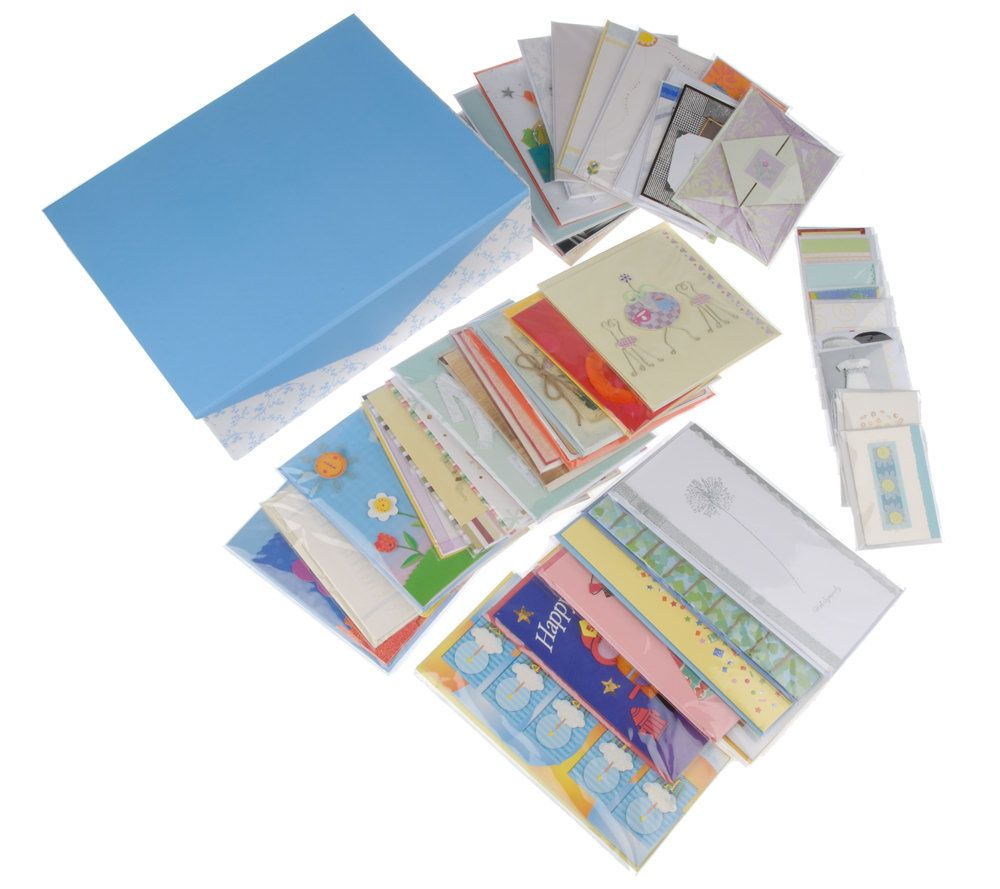 Lovely Qvc Card Making Ideas Part - 13: 45 Handmade All Occasion Greeting Cards And Gift Enclosures - Page 1 U2014 QVC .com