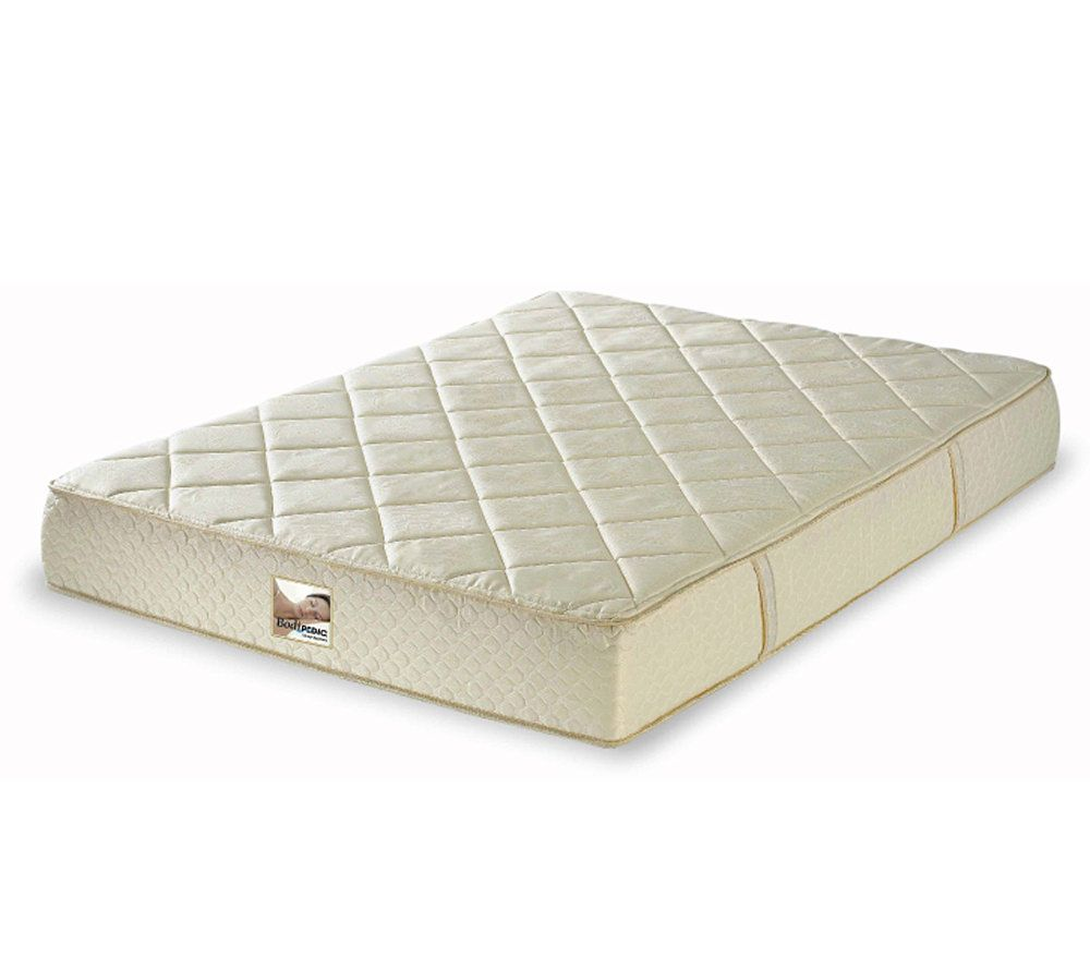 bodipedic king super plush visco memory foam mattress page 1 u2014 qvccom