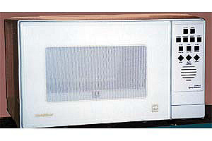 Smart Talking Microwave Oven Product Thumbnail Share This