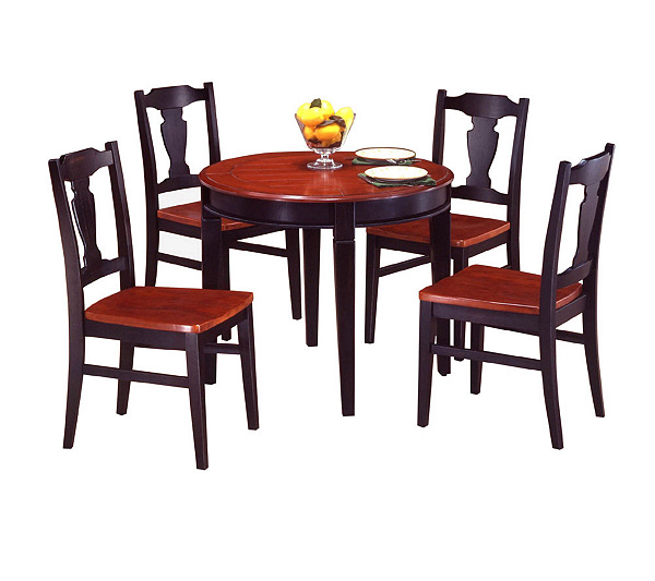 Betty Crocker Solid Wood Kitchen Table By HomeStyles QVC
