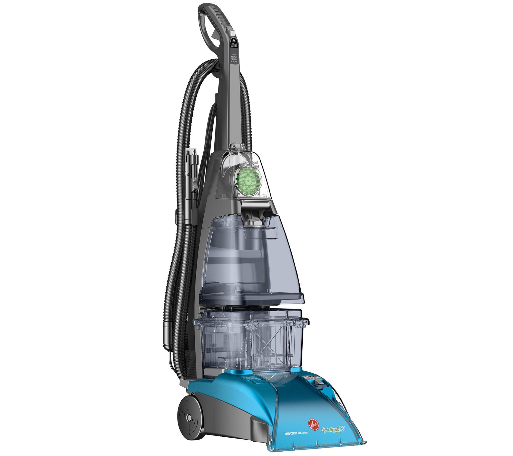 Hoover Deep Cleaning Steam Vacuum With Clean Surge   Page 1 U2014 QVC.com