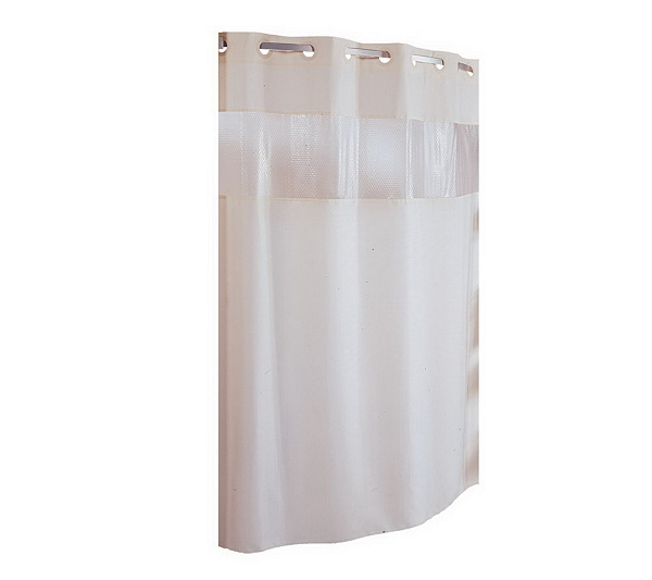 Hookless The Major Longer Length Shower Curtain - Page 1 — QVC.com