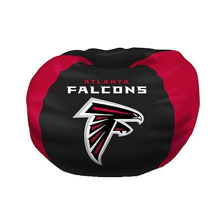 NFL Atlanta Falcons Bean Bag Chair QVC