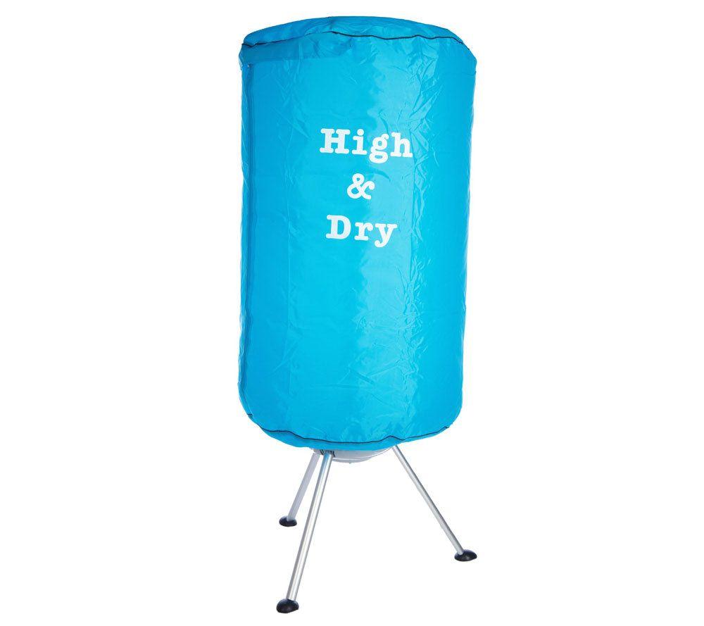 Portable 900 Watt Electric Clothes Dryer U2014 QVC.com