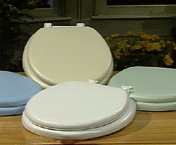 self closing toilet seat lid. Considerate Self Closing Toilet Seat QVC com Lid  Full Image for Fascinating