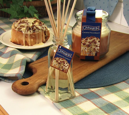 Cinnabon Candles