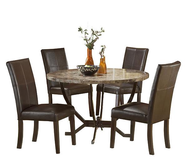 Hillsdale Furniture Monaco 5 Piece Dining Set