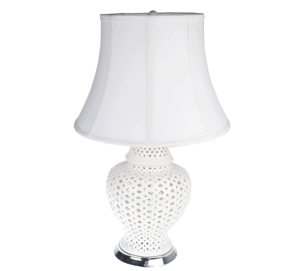 Ceramic Touch Lamp Qvc
