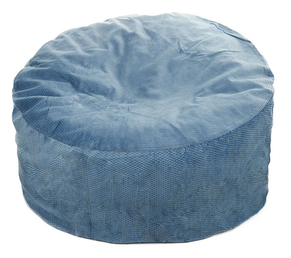 As Is CordaRoys Full Size Bean Bag Chair By Lori Greiner