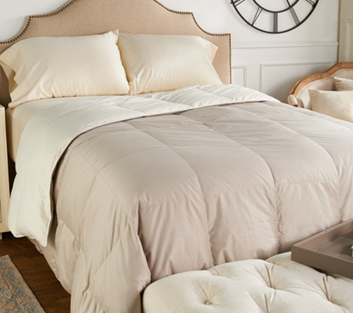 page down queen com reversible qvc product northern nights comforter