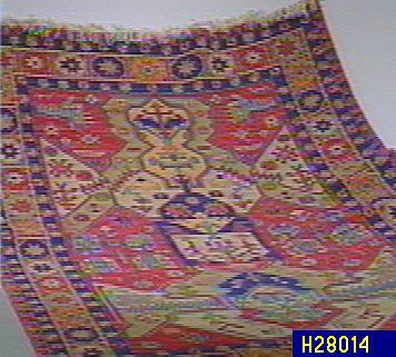 Antique Treasures 5 3 X 8 6 100 Wool Rug Qvc