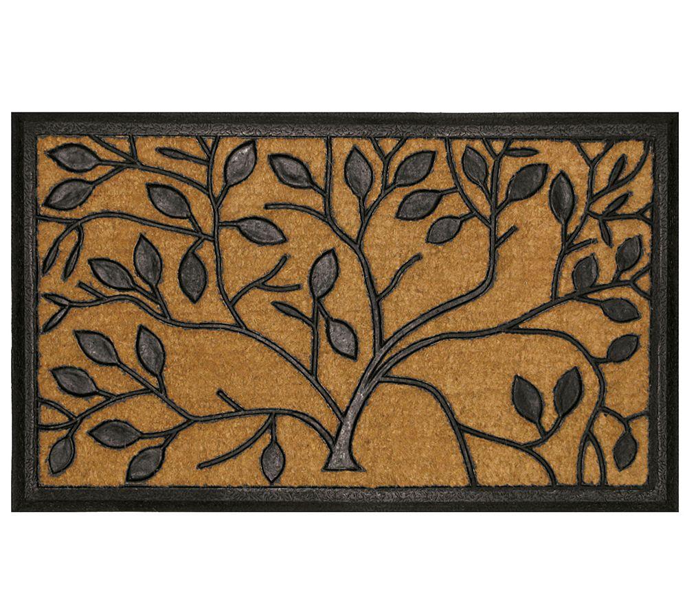 Geo Crafts Tuffcor Tree Of Life Door Mat   H283837