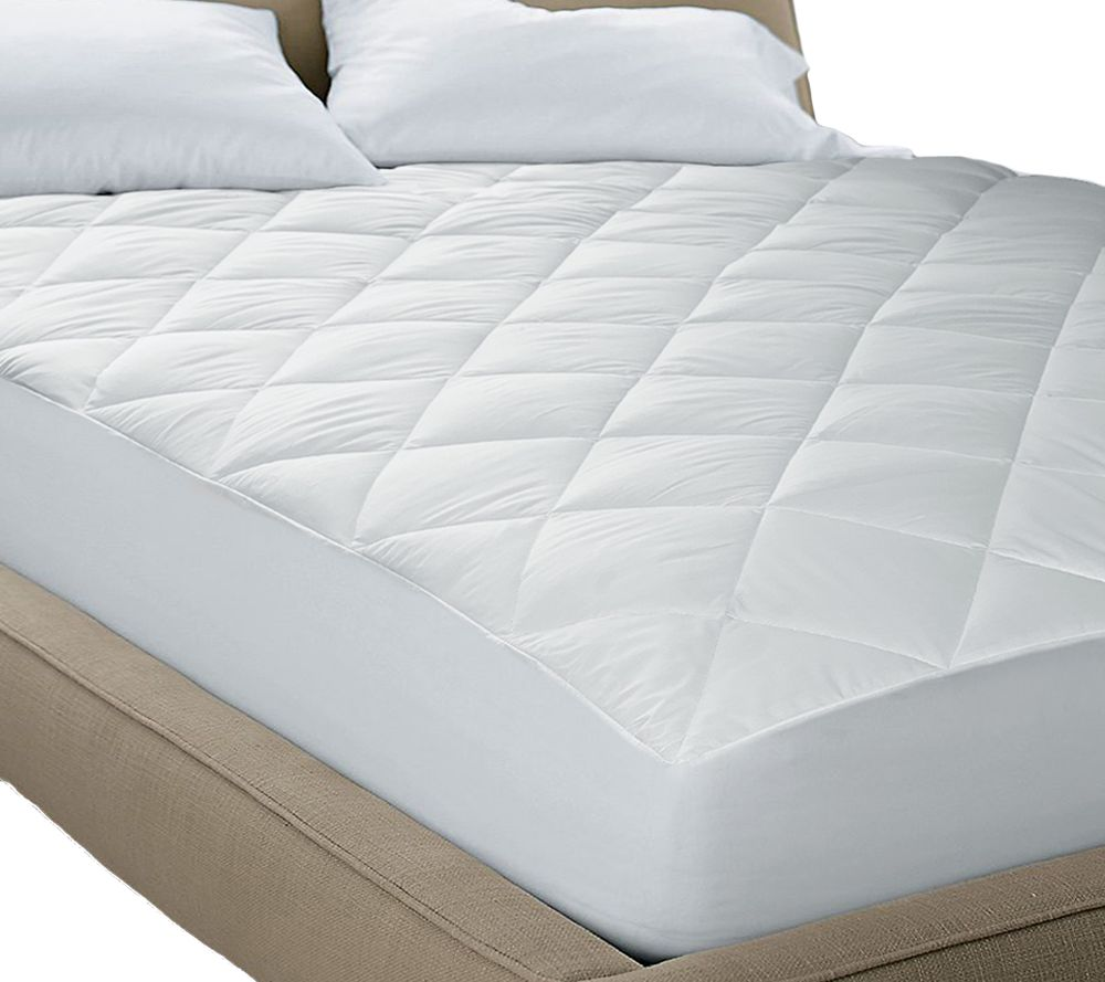 blue ridge quiet cotton waterproof 250tc cal king mattress pa u2014 qvccom
