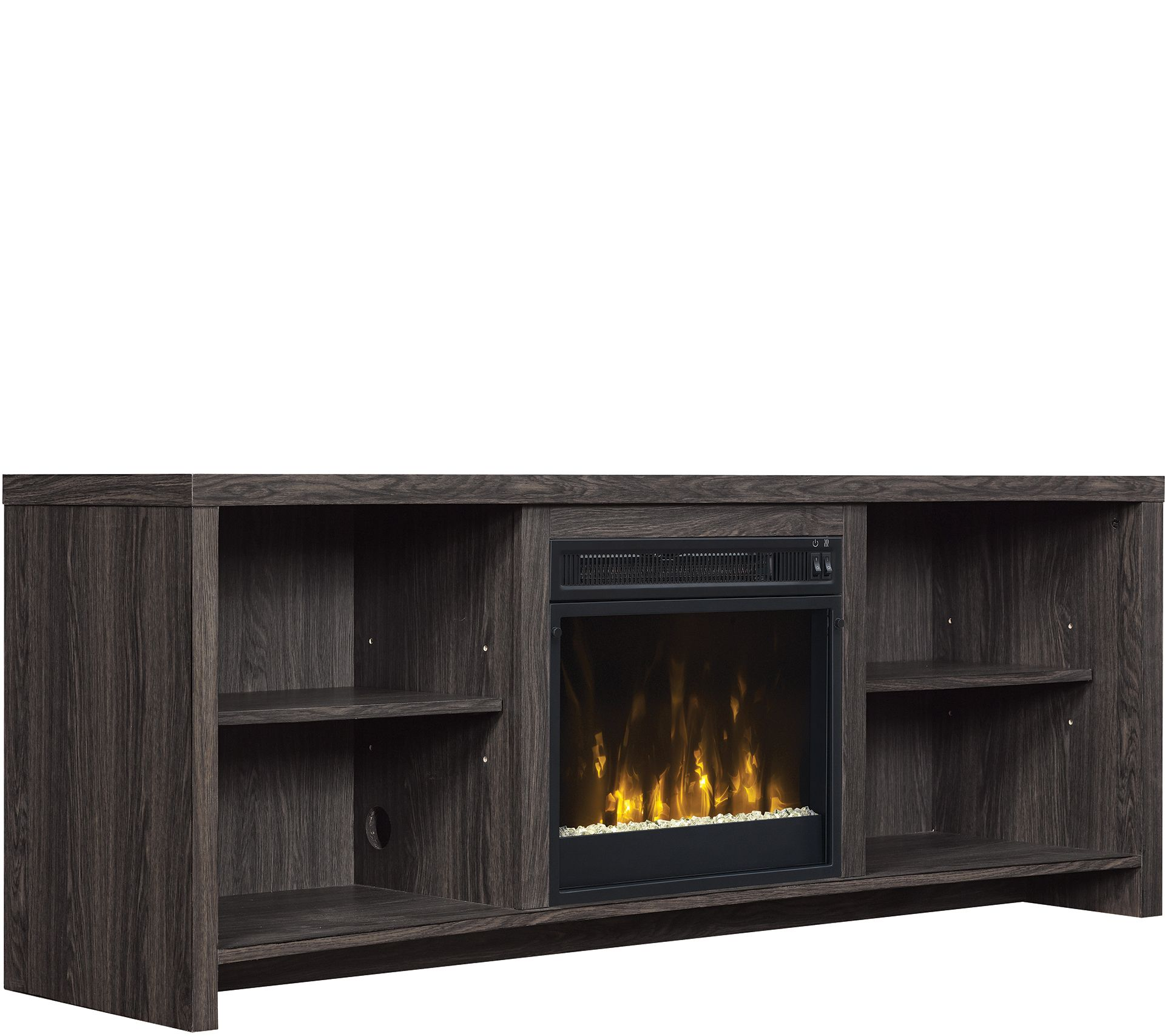 ClassicFlame Shelter Cove Fireplace TV Stand for TVs up to 65 ...