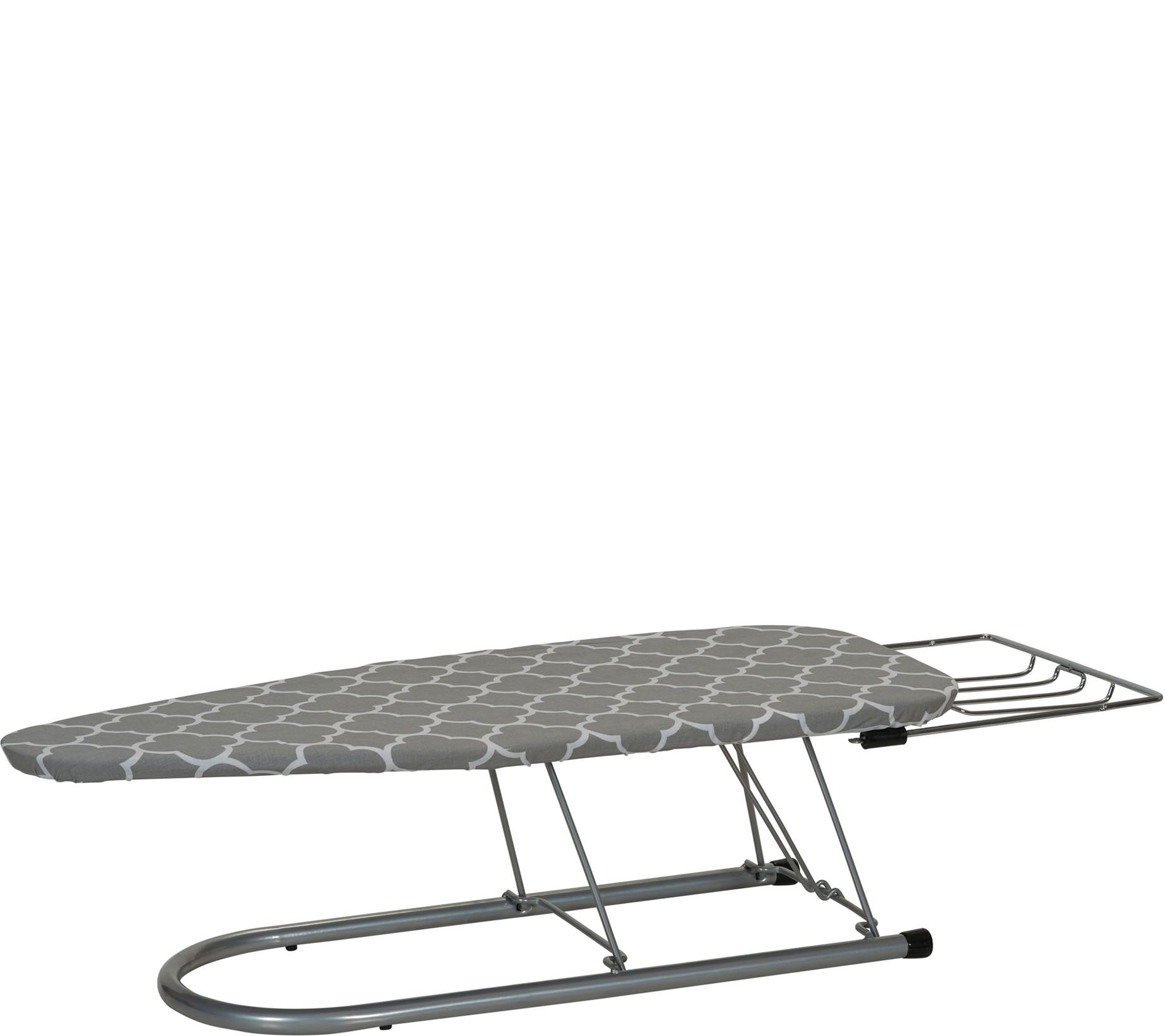 Household Essentials Steel Tabletop Ironing Board U2014 QVC.com
