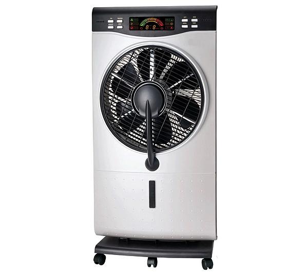 SPT Indoor Misting Fan — QVC.com